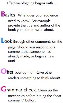 blog acronym