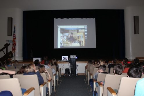 JFDS Library skype Ice Dogs Jan 2016